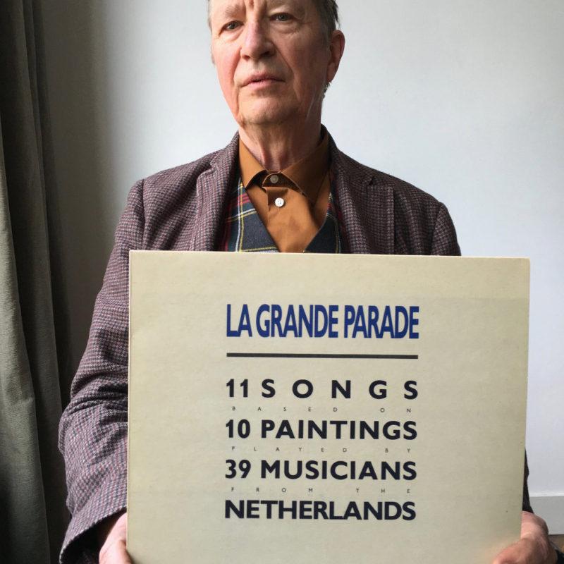 Henk Hofstede (fotograaf: Marco Raaphorst)